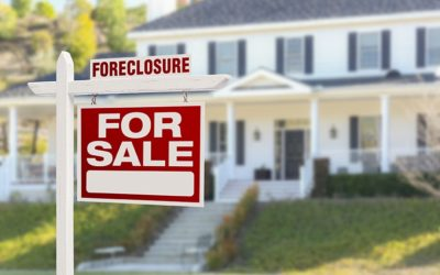 FORECLOSED PROPERTY IN REAL ESTATE